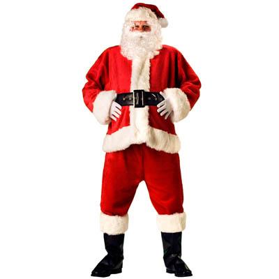 a9b810b62291 Costume di Babbo Natale fai da te