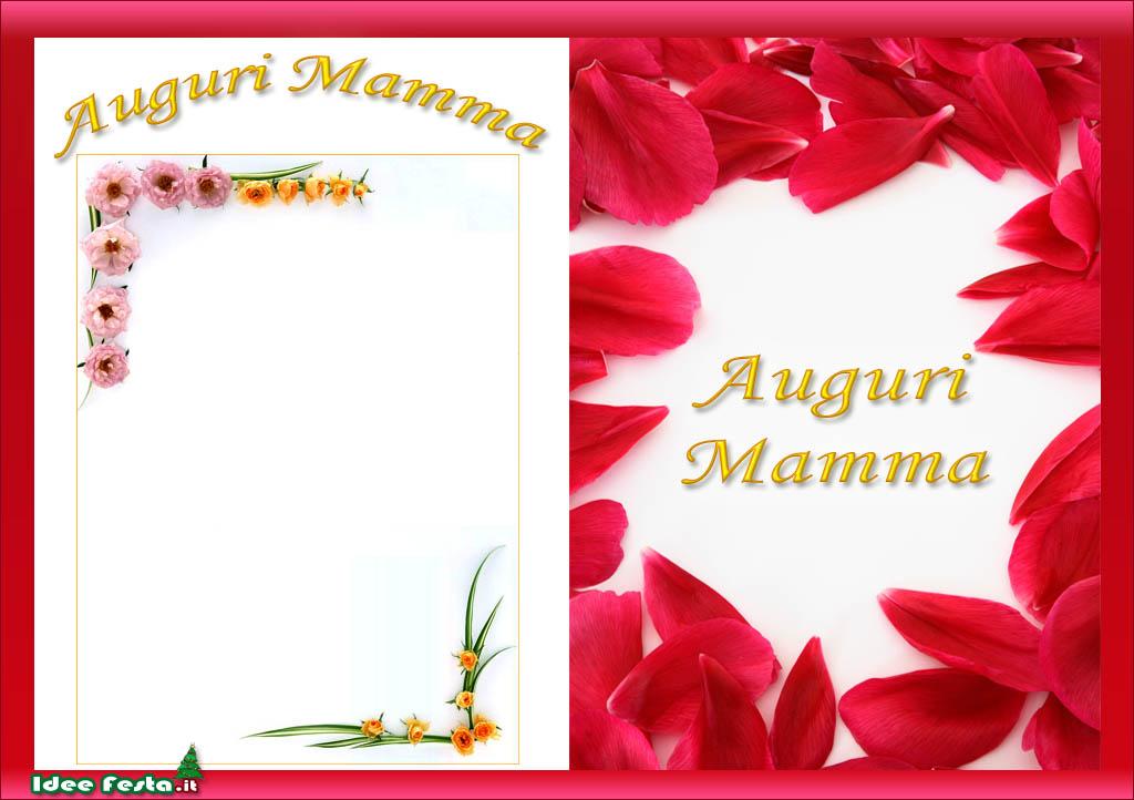 Popolare Biglietti di auguri Festa della Mamma FM25