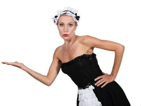 nuovo elenco prezzi incredibili stile squisito Costumi Carnevale fai da te: La Donna di servizio