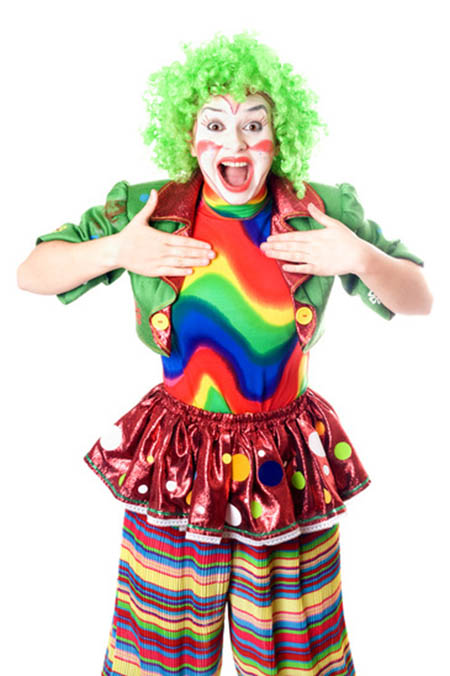 8bab8b4b97 Costumi Carnevale fai da te: Il Pagliaccio