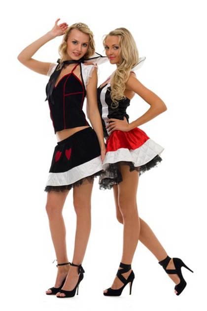 Ben noto Costumi di Carnevale fatti in casa NU48