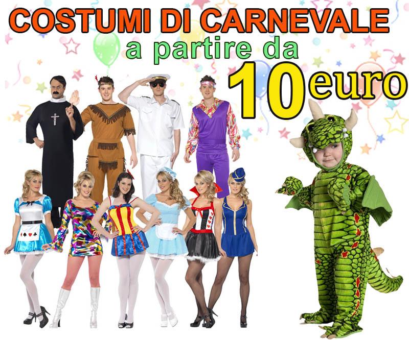 scarpe classiche caratteristiche eccezionali negozi popolari Carnevale 2014 su Amazon - centinaia di costumi di Carnevale