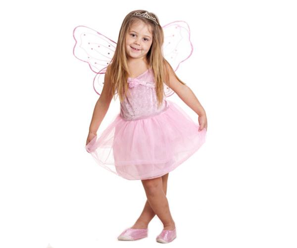 Costume Da Fatina Fai Da Te Un Costume Facile E Personalizzabile