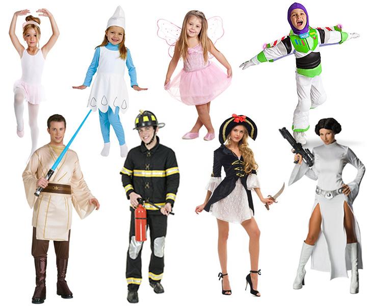 I migliori costumi di carnevale da creare in casa con il for Idee da creare