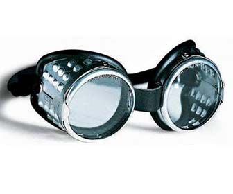 occhiali saldatore minions