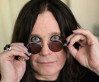 Make up Carnevale Ozzy Osbourne