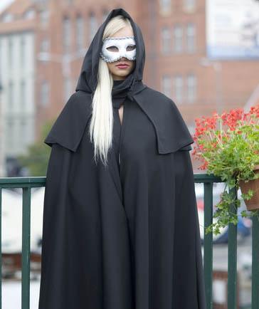 Costumi Carnevale fai da te  La Maschera veneziana 4253f74554b2