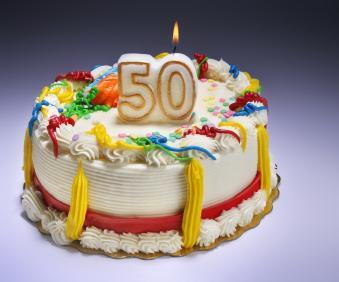 Compleanno 50 Anni Idee Per Festeggiare Mezzo Secolo