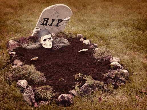 Spaventose decorazioni di halloween per il giardino - Halloween decorazioni ...
