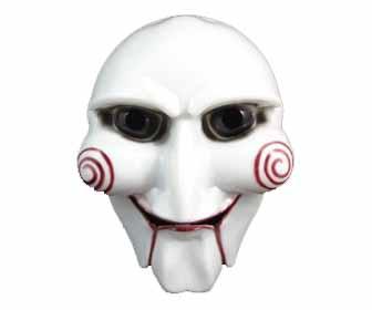 Maschere Di Halloween Da Colorare.Maschere Di Halloween Horror Spaventose Maschere In Silicone