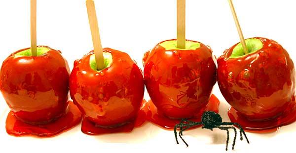 Risultati immagini per mele stregate