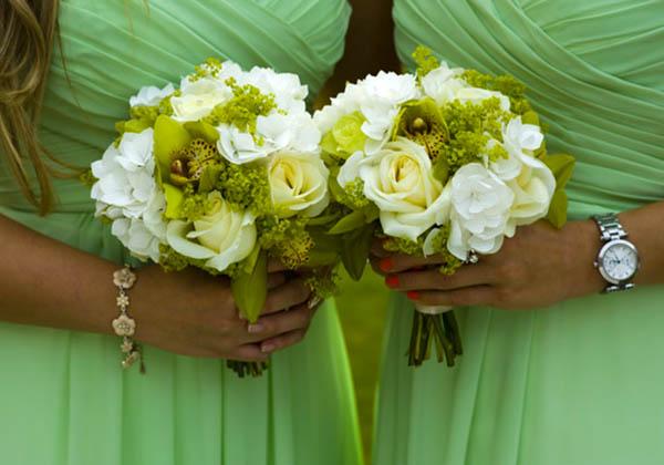 Matrimonio In Verde : Matrimonio in verde fiori allestimenti e decorazioni