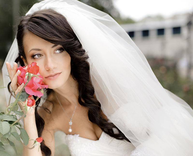 Eccezionale Pettinature per le spose - acconciature matrimonio OW59