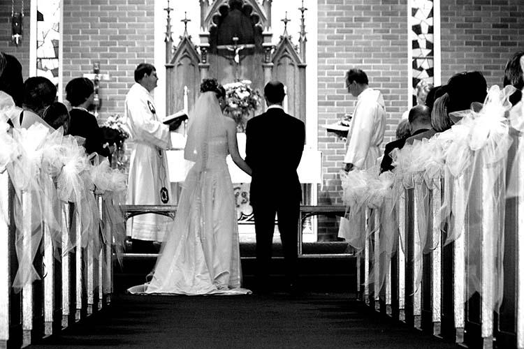 Matrimonio Iglesia Católica : Rito del matrimonio liturgia della parola