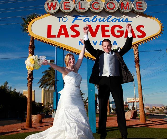 Matrimonio Simbolico Las Vegas : Sposarsi a las vegas