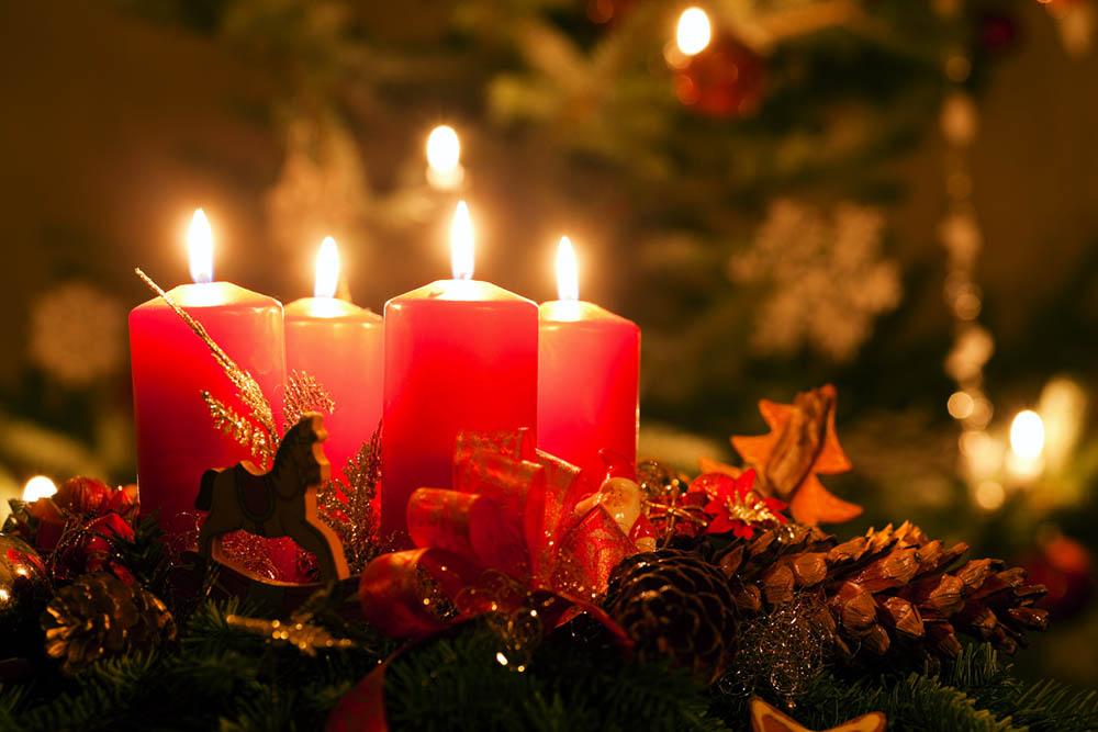 Decorare Candele Di Natale : Il significato delle candele a natale