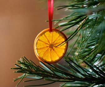Decorazioni Natalizie Con Arance Essiccate.Decorazioni Per L Albero Di Natale Con Le Arance Secche
