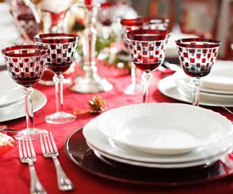 Decorazioni Da Tavola Per Natale : Addobbare la tavola per natale