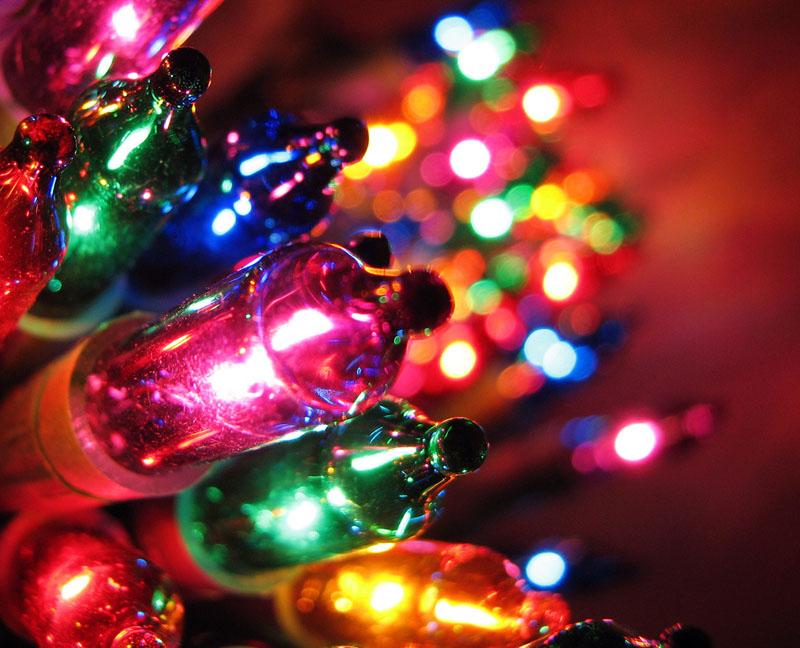 Illuminazione Esterna Natale : Illuminazione natalizia luci di natale da esterno e interno