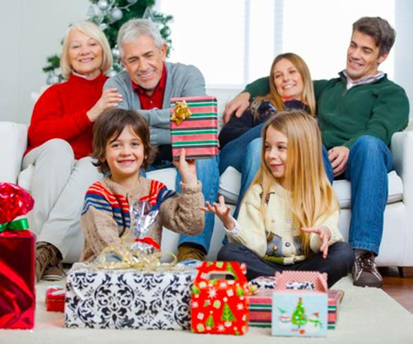 Regali di natale per tutta la famiglia for Regali di natali