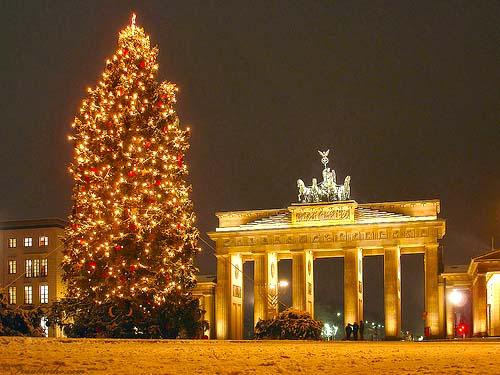 Mercati Natale Berlino.Mercatini Di Natale A Berlino