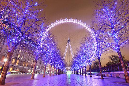Immagini Natalizie Londra.Mercatini Di Natale A Londra