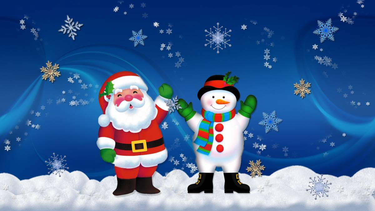Sfondi Natalizi Bellissimi.Sfondi Di Natale Hd