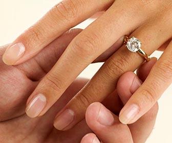 prezzo competitivo Più affidabile più vicino a Regalare l'anello a San Valentino