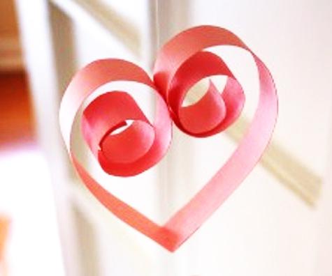 Romantici addobbi per san valentino - Decorazioni tavola san valentino ...