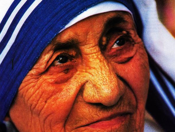 Famoso Poesie sulla vita - Madre Teresa di Calcutta LH38